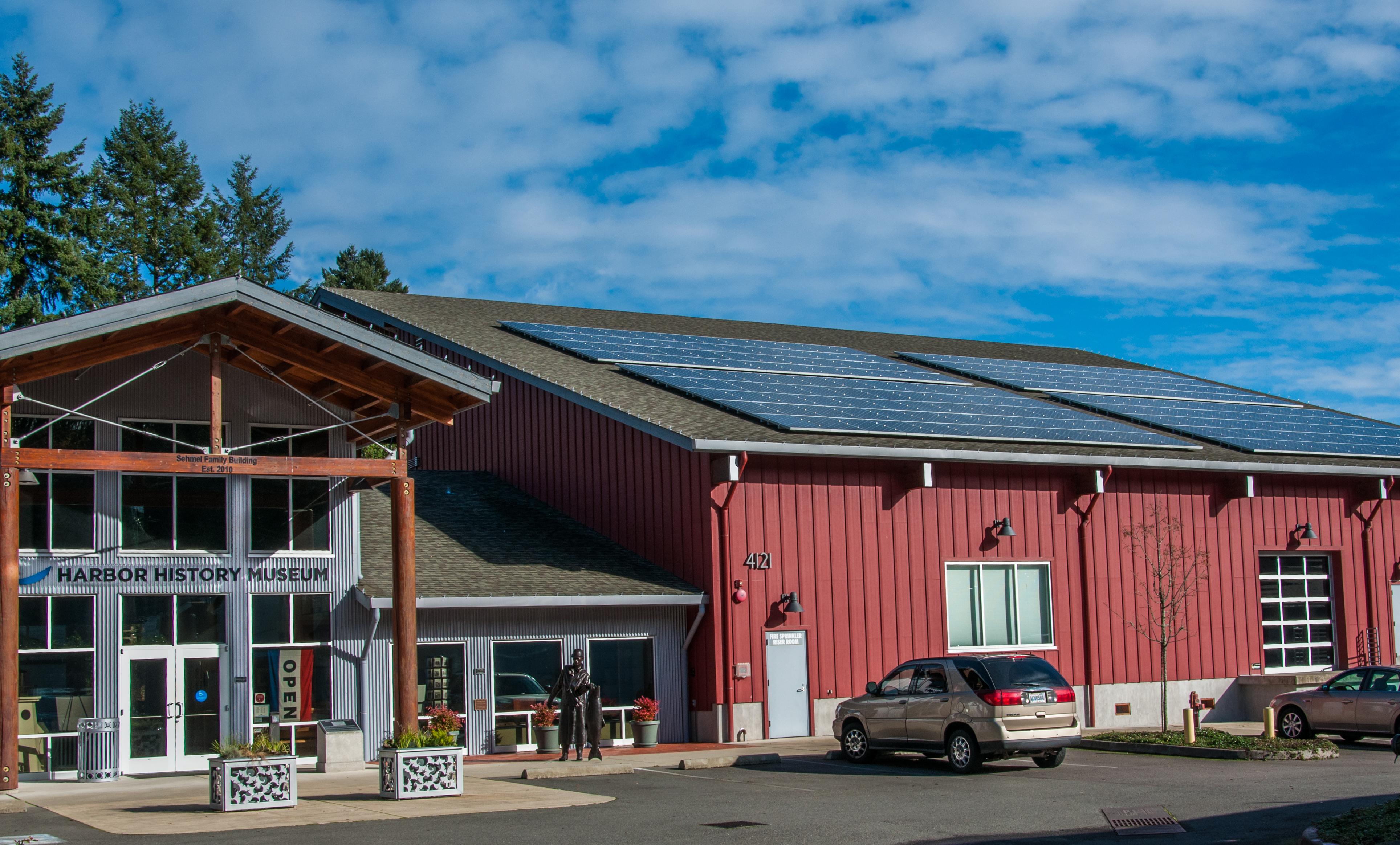 Peninsula Light Community Solar Ce Clean Energy