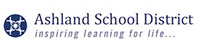 Ashland School District logo primary