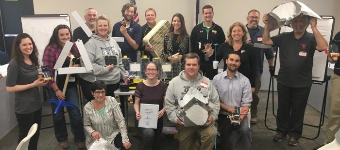 Davenport, IA Teacher Group photo