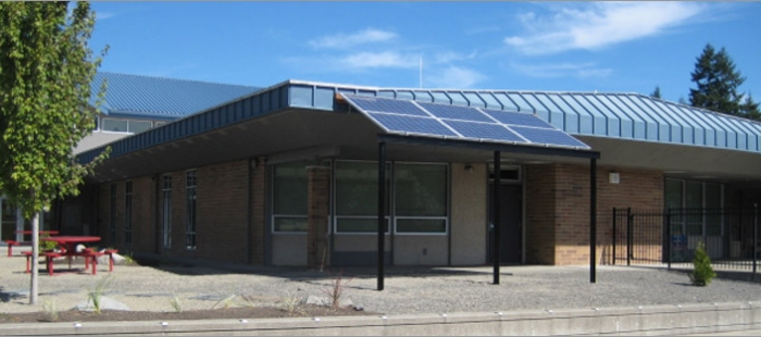 Griffin Elementary School Ce Clean Energy Bright Futures