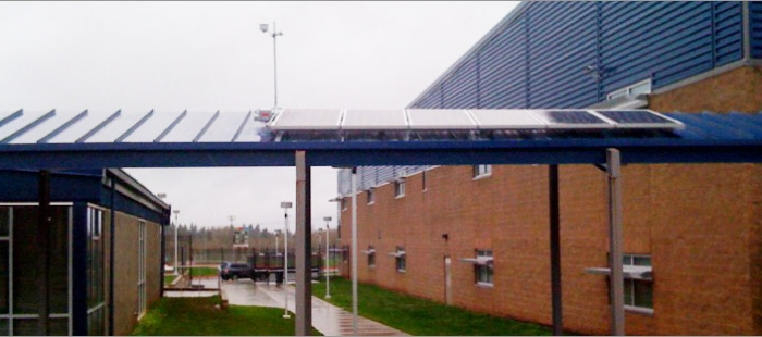 Oregon City High School feature image