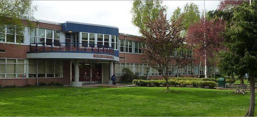Mercer Island High School feature image