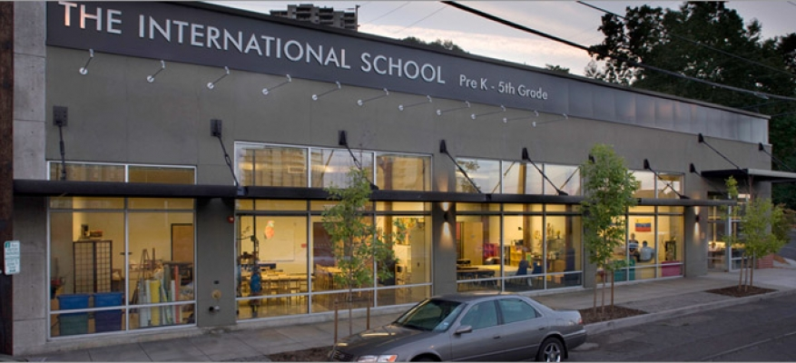 The International School feature image